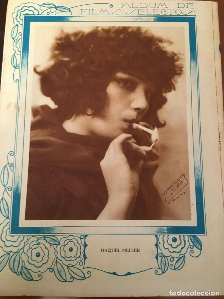 Cine: REVISTA FILM SELECTOS Sari Maritza Joan Crawford Joan Bennett Richard Tauber Raquel Meller - Foto 7 - 245606475