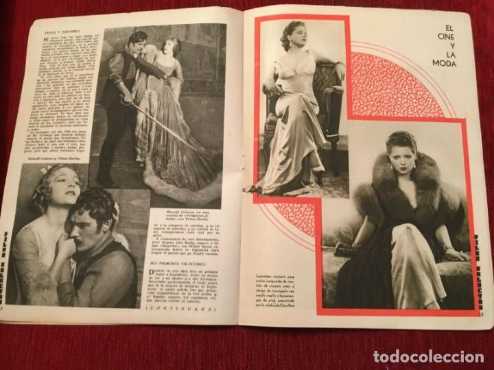 Cine: REVISTA FILM SELECTOS Joan Crawford Raquel Meller Georges Péclet Lil Dagover Doris Dawson - Foto 3 - 245607110