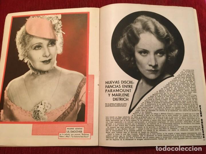 Cine: REVISTA FILM SELECTOS Joan Crawford Raquel Meller Georges Péclet Lil Dagover Doris Dawson - Foto 4 - 245607110