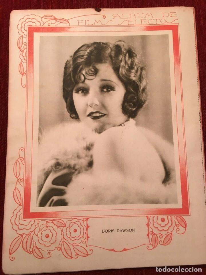 Cine: REVISTA FILM SELECTOS Joan Crawford Raquel Meller Georges Péclet Lil Dagover Doris Dawson - Foto 6 - 245607110