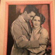 Cine: REVISTA FILM SELECTOS NORMA SHEARER JOAN CRAWFORD HUGH HUATLEY SHIRLEY GREY ELMER GOODFELLOW. Lote 245607670