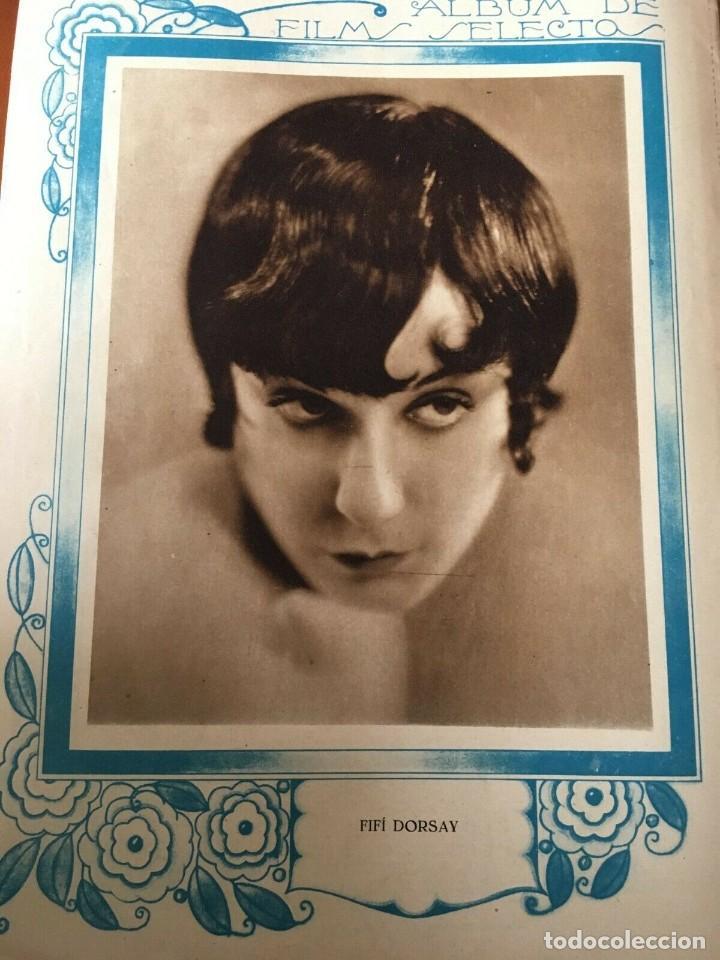 Cine: REVISTA FILM SELECTOS Joan Crawford Jeanette MacDonald Ann Dvorak Elissa Landy Fifi DOrsay - Foto 6 - 245607800