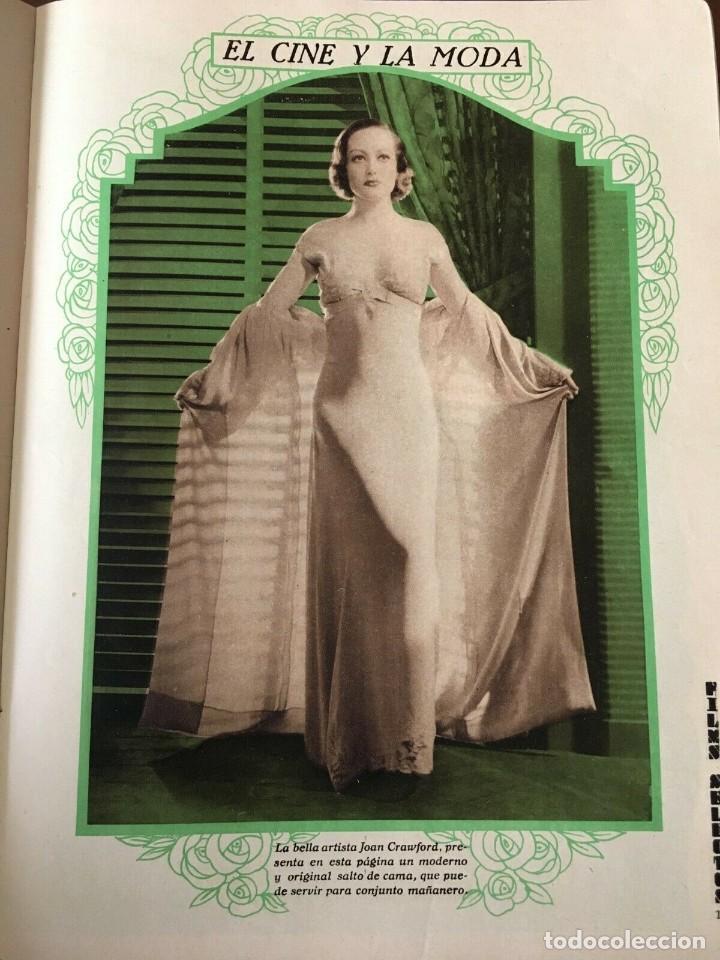 Cine: REVISTA FILM SELECTOS 1932 Joan Crawford Marlene Dietrich Tom Moore Carmen Barnes - Foto 2 - 245607925