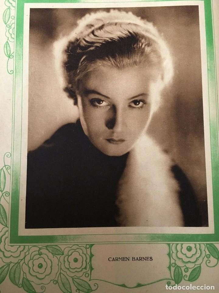 Cine: REVISTA FILM SELECTOS 1932 Joan Crawford Marlene Dietrich Tom Moore Carmen Barnes - Foto 4 - 245607925