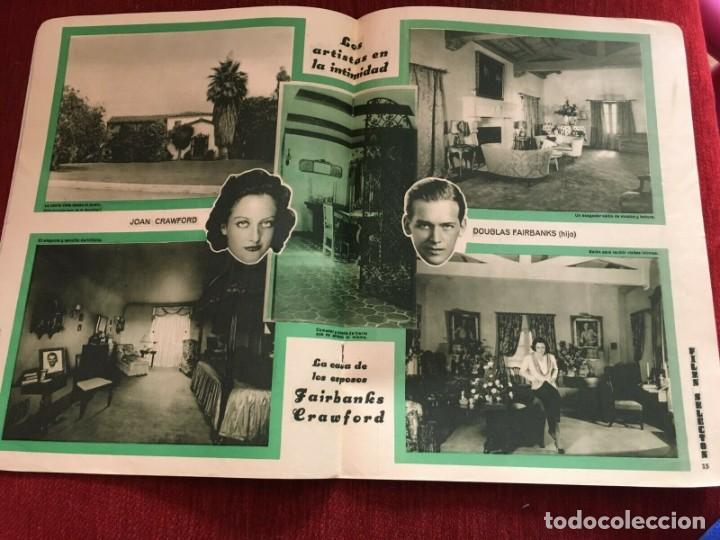 Cine: REVISTA FILM SELECTOS Sylvia Sidney Gary Cooper Joan Crawford Greta Granstedt Jarmila Novotna - Foto 2 - 245609415