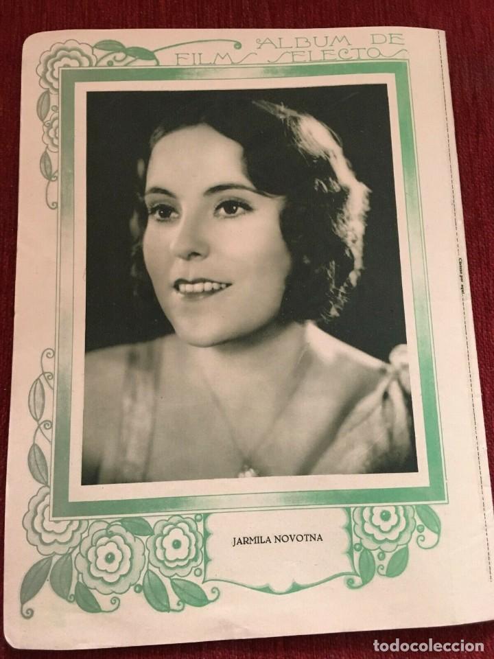 Cine: REVISTA FILM SELECTOS Sylvia Sidney Gary Cooper Joan Crawford Greta Granstedt Jarmila Novotna - Foto 5 - 245609415