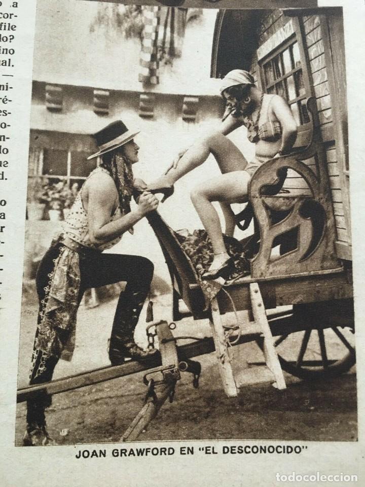 Cine: REVISTA FILM SELECTOS Rosalia Roy Joan Crawford Dorothy Jordan Anita Page Wynne Gibson A.Gray - Foto 3 - 245609715