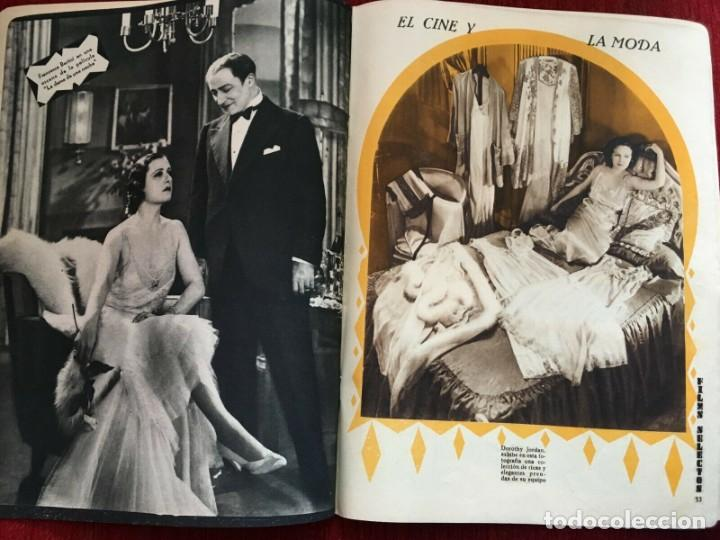 Cine: REVISTA FILM SELECTOS Rosalia Roy Joan Crawford Dorothy Jordan Anita Page Wynne Gibson A.Gray - Foto 4 - 245609715