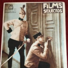Cine: REVISTA FILM SELECTOS 1932 JOAN CRAWFORD GUSTAV FROHELICH LORETTA YOUNG BARBARA KENT. Lote 245609840