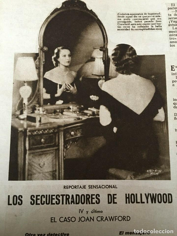 Cine: REVISTA FILM SELECTOS Joan Crawford Montana Moon Clara Bow Joan Bennet Sally Eilers R. Ames - Foto 3 - 245610120
