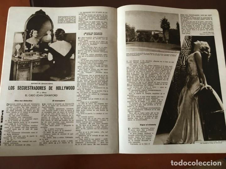 Cine: REVISTA FILM SELECTOS Joan Crawford Montana Moon Clara Bow Joan Bennet Sally Eilers R. Ames - Foto 4 - 245610120
