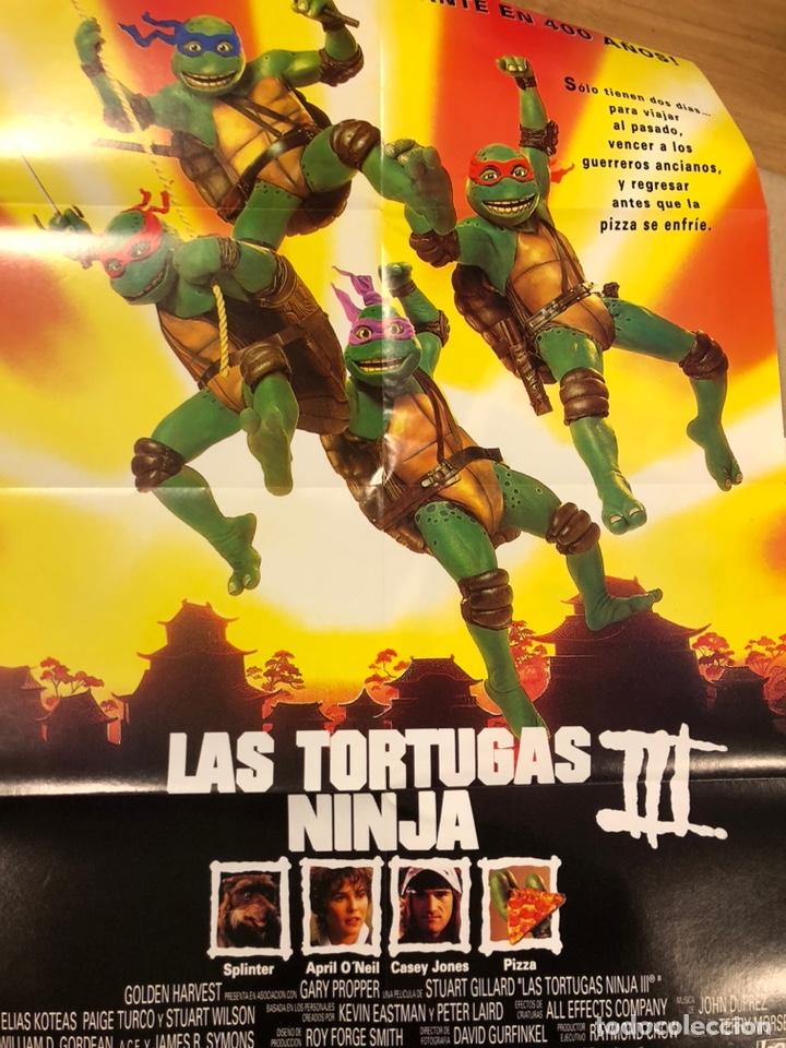 Cine: INTERFILMS N° 58 (1993). TOM CRUISE, DEMI MOORE, INCLUYE POSTER DE LAS TORTUGAS NINJA,... - Foto 3 - 245626085