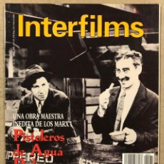 Cine: INTERFILMS N° 31 (1991). LOS HERMANOS MARX, JOHN WAYNE, BUSBY BERKELEY, COPPOLA,.... Lote 245632350