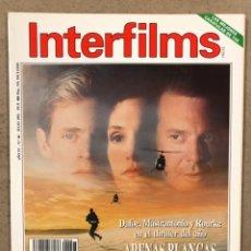 Cinema: INTERFILMS N° 46 (1992). MADONNA, MICKEY ROURKE, CECIL B. DE MILLE, DAVID LYNCH,.... Lote 245632855