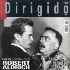 Cine: REVISTA DIRIGIDO POR Nº 410 AÑO 2011. DOSSIER CINE DE ANIMACION. ROBERT ALDRICH. JOHN LASSETER.. Lote 245757320