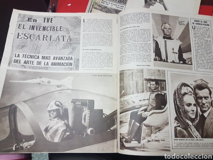 EL INCREÍBLE ESCARLATA (Cine - Revistas - Cine en 7 dias)