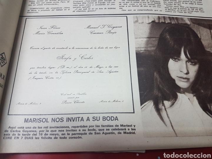 MARISOL NOS INVITA A SU BODA (Cine - Revistas - Cine en 7 dias)