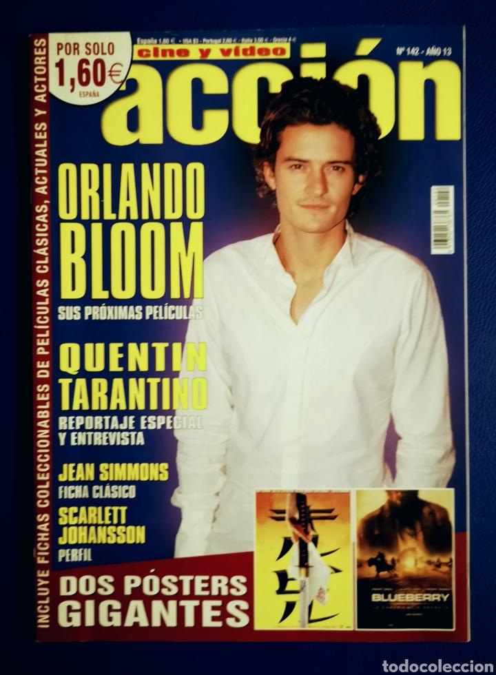 ACCIÓN -2004 - POSTER - KILL BILL (Cine - Revistas - Acción)