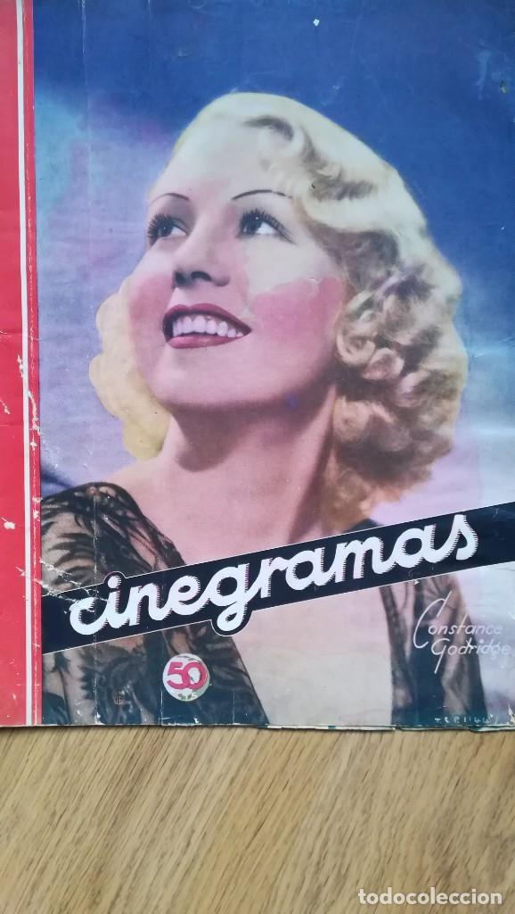 Cine: 12 números Revista Cinegramas - Foto 2 - 246103380