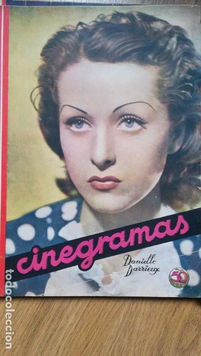 Cine: 12 números Revista Cinegramas - Foto 12 - 246103380