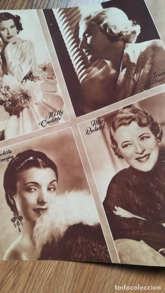 Cine: 12 números Revista Cinegramas - Foto 24 - 246103380