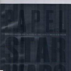 Cine: REVISTA PAPEL MAGAZINE EL MUNDO PORTADA STAR WARS. Lote 53811422