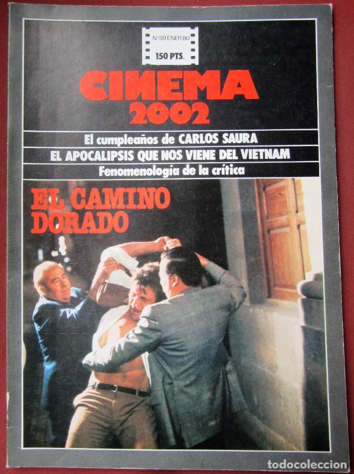 CINEMA 2002 NÚMERO 59 (Cine - Revistas - Cinema)