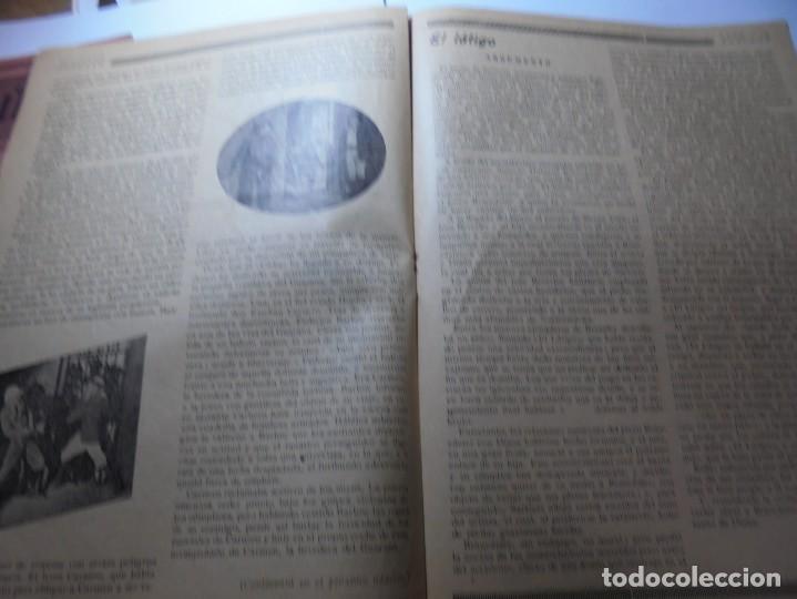 Cine: magnificas 2 revistas antiguas cine popular del 1921 - Foto 13 - 246372345