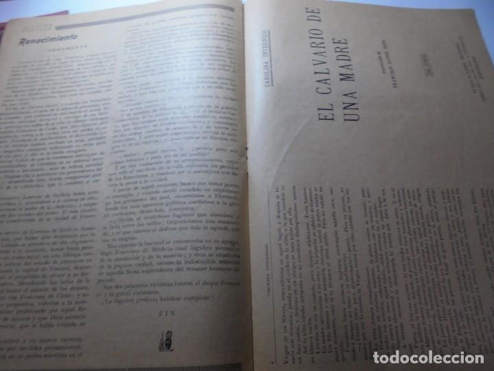 Cine: magnificas 2 revistas antiguas cine popular del 1921 - Foto 14 - 246372345