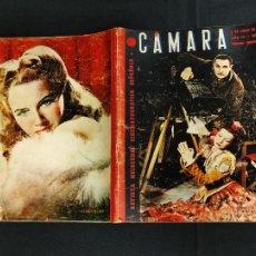 Cine: REVISTA DE CINE - CAMARA - Nº 36 - 1 JULIO 1944 -. Lote 246480490