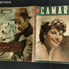 Cine: REVISTA DE CINE - CAMARA - MARZO 1942 -. Lote 246480755