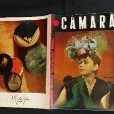 Cine: REVISTA DE CINE - CAMARA - OCTUBRE 1944 - PORTADA ANA MARISCAL. Lote 246611695