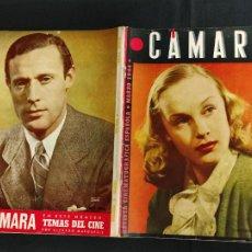 Cine: REVISTA DE CINE - CAMARA -MARZO 1944 - PORTADA IRASEMA DILLIAM. Lote 246613090