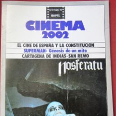 Cine: CINEMA 2002 NÚMERO 51. Lote 246621985