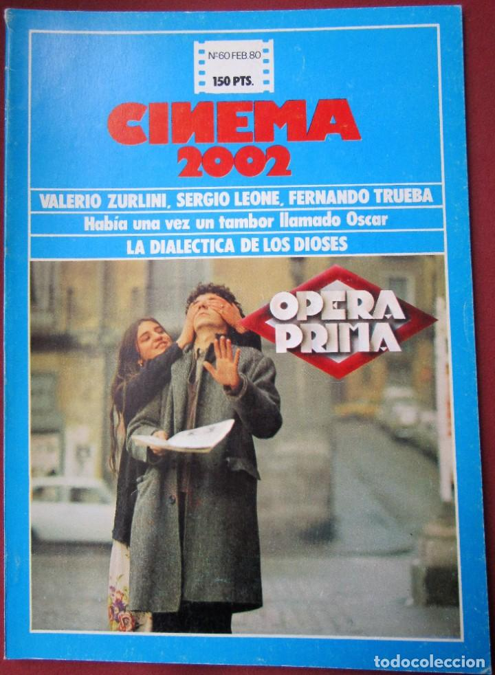 CINEMA 2002 NÚMERO 60 (Cine - Revistas - Cinema)