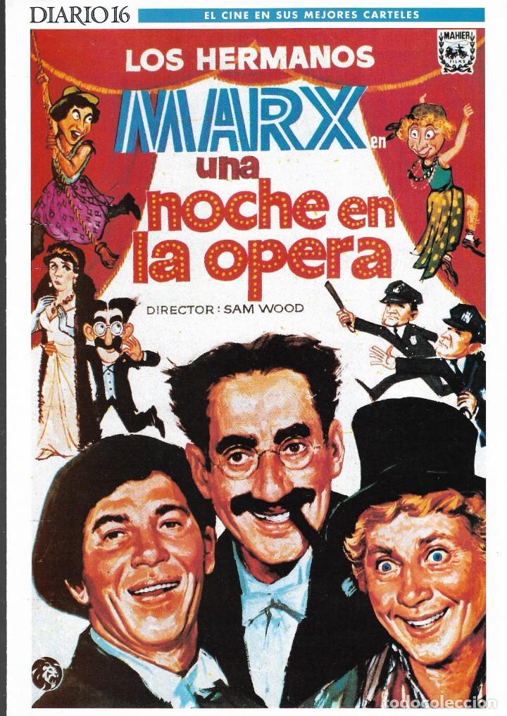 Cine: LOTE 26 CARTELES - EL CINE EN SUS MEJORES CARTELES - EDICIÓN CONMEMORATIVA 100 AÑOS DE CINE - DIARIO - Foto 4 - 246847590