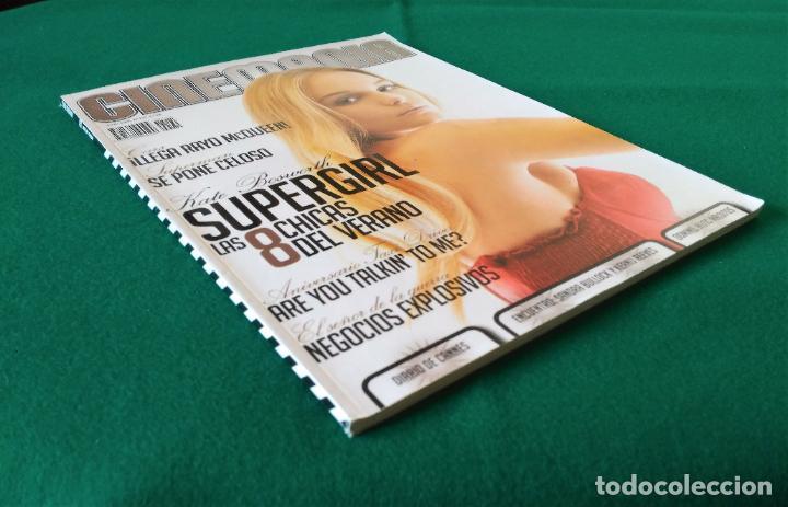 Cine: REVISTA CINEMANÍA - SUPERGIRL - LAS 8 CHICAS DEL VERANO - JULIO 2006 - Nº 130 - Foto 2 - 247080440