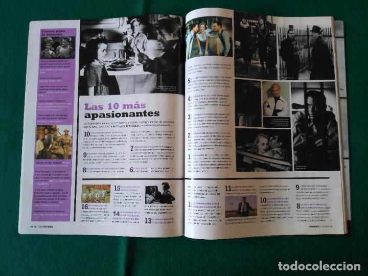 Cine: REVISTA CINEMANÍA - SUPERGIRL - LAS 8 CHICAS DEL VERANO - JULIO 2006 - Nº 130 - Foto 6 - 247080440
