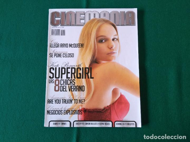 REVISTA CINEMANÍA - SUPERGIRL - LAS 8 CHICAS DEL VERANO - JULIO 2006 - Nº 130 (Cine - Revistas - Cinemanía)