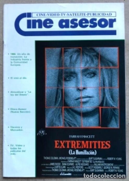 REVISTA CINE ASESORN°693 (1986). GUÍAS DE CORTOCIRCUITO, DENTRO DEL LABERINTO,..ENTREVISTA ALMODÓVAR (Cine - Revistas - Otros)