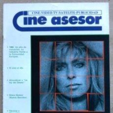 Cine: REVISTA CINE ASESORN°693 (1986). GUÍAS DE CORTOCIRCUITO, DENTRO DEL LABERINTO,..ENTREVISTA ALMODÓVAR. Lote 135242046