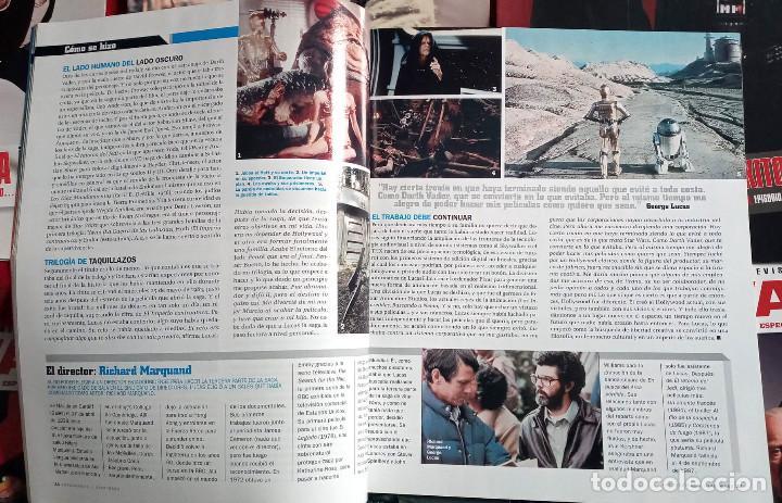 Cine: COLECCION CINEMANIA ESPECIALES STAR WARS + ESPECIAL FOTOGRAMAS- COMO NUEVOS - Foto 5 - 247528755