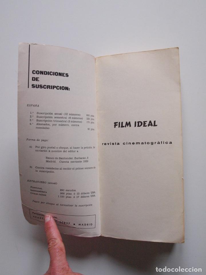 Cine: FILM IDEAL - NUMERO DOBLE Nº 220-221 - ESPECIAL SAM PECKINPAH - 1970 - Foto 2 - 247921670