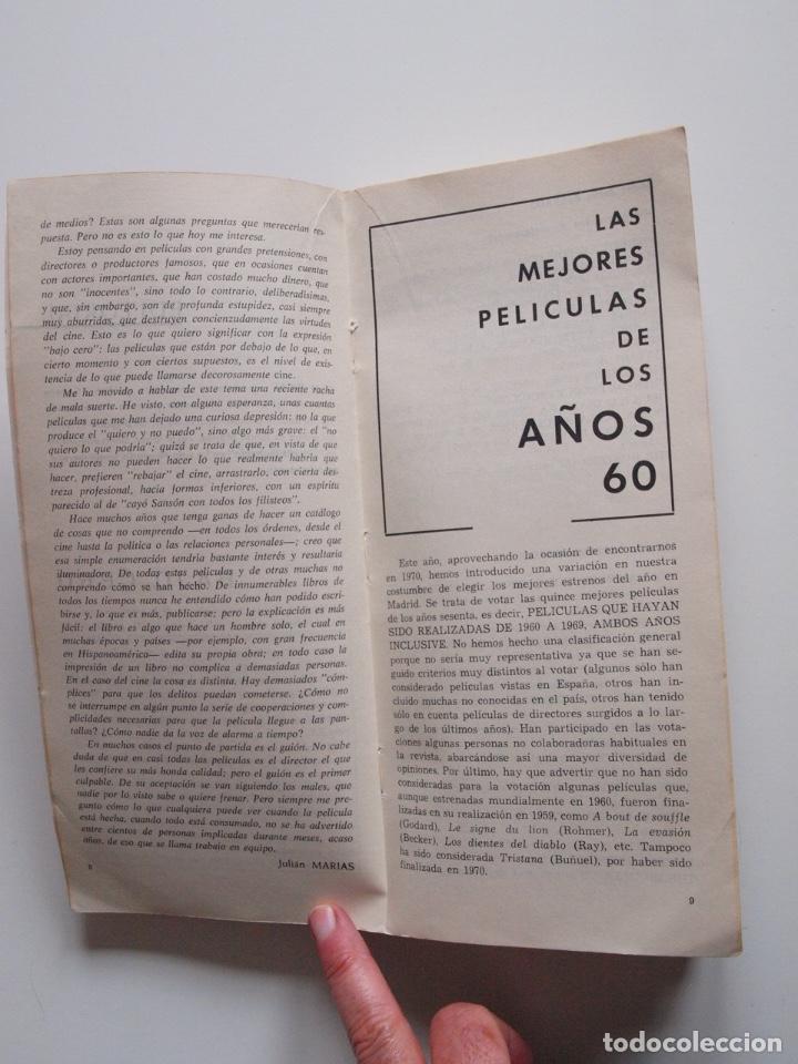 Cine: FILM IDEAL - NUMERO DOBLE Nº 220-221 - ESPECIAL SAM PECKINPAH - 1970 - Foto 5 - 247921670