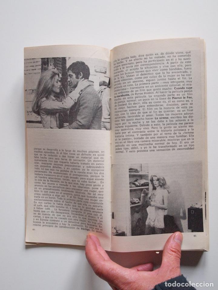 Cine: FILM IDEAL - NUMERO DOBLE Nº 220-221 - ESPECIAL SAM PECKINPAH - 1970 - Foto 8 - 247921670