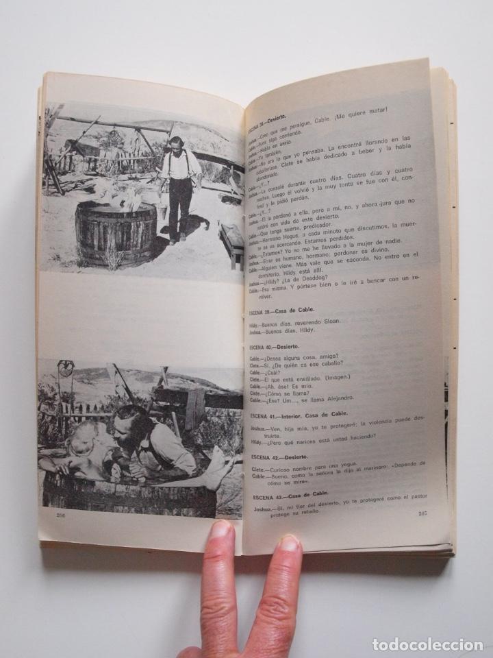 Cine: FILM IDEAL - NUMERO DOBLE Nº 220-221 - ESPECIAL SAM PECKINPAH - 1970 - Foto 9 - 247921670
