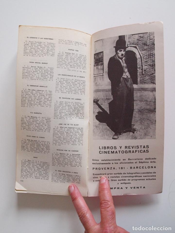 Cine: FILM IDEAL - NUMERO DOBLE Nº 220-221 - ESPECIAL SAM PECKINPAH - 1970 - Foto 12 - 247921670