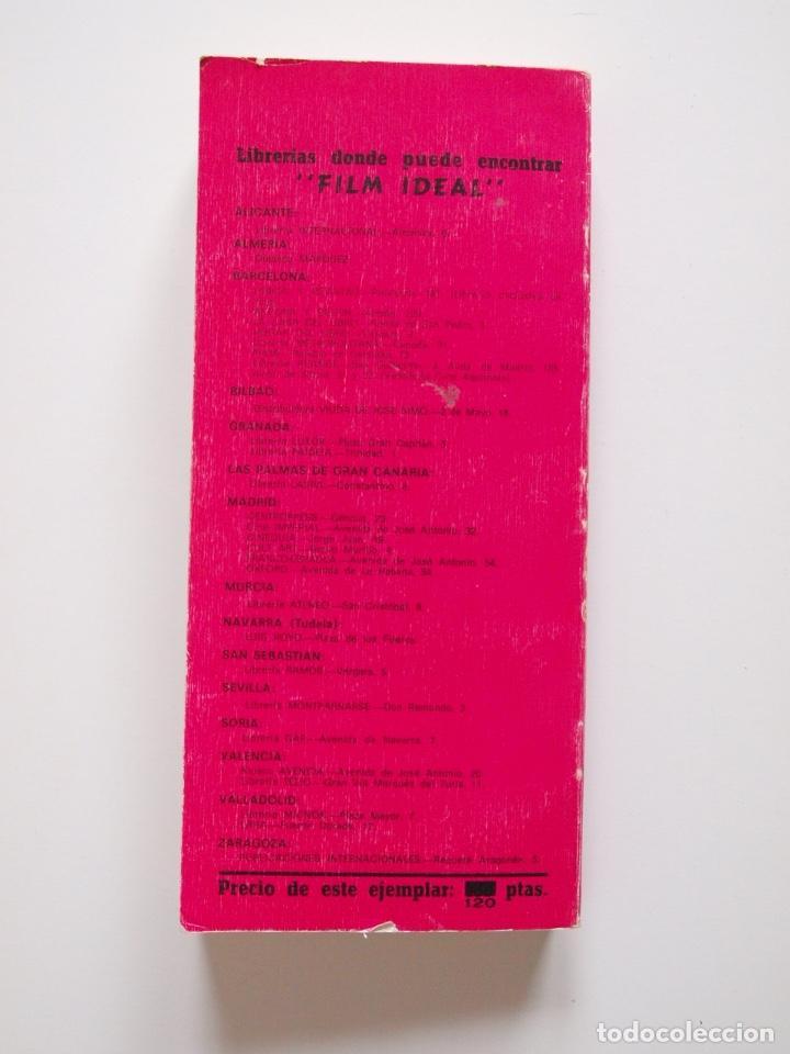 Cine: FILM IDEAL - NUMERO DOBLE Nº 220-221 - ESPECIAL SAM PECKINPAH - 1970 - Foto 13 - 247921670