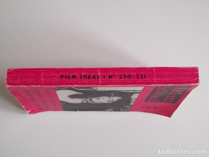 Cine: FILM IDEAL - NUMERO DOBLE Nº 220-221 - ESPECIAL SAM PECKINPAH - 1970 - Foto 14 - 247921670