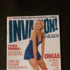 Cinema: INVASIÓN!-CAMERON DIAZ-TRACI LORDS-PAMELA ANDERSON-ERIKA ELENIAK-ANNA NICOLE SMITH-CATHERINE FULOP. Lote 248311050